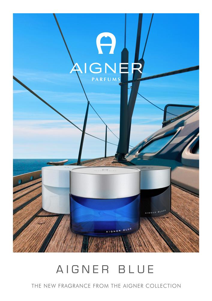 Etienne Aigner Aigner Blue нов мъжки парфюм за 2016 г.
