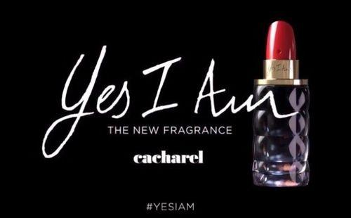 Cacharel Yes I Am нов дамски парфюм за 2018 г.