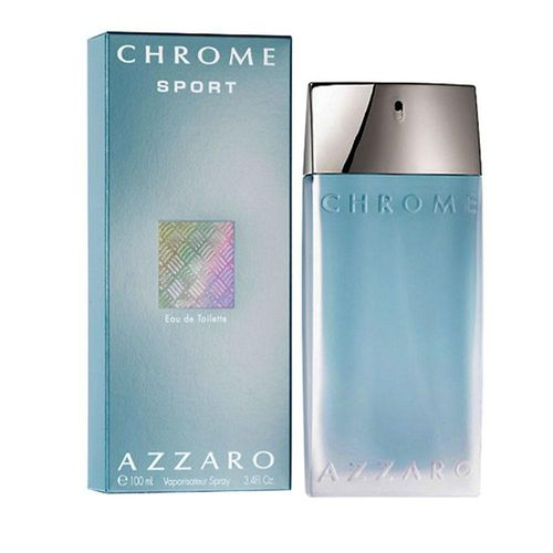 Azzaro Chrome Sport Eau de Toilette Spray 100ml за мъже