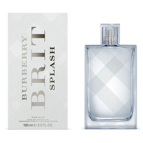Burberry Brit Splash for Him 2015 Men Eau de Toilette Spray 100ml