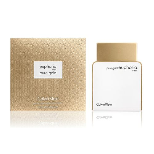Calvin Klein Euphoria Men Pure Gold Eau de Toilette Spray 100ml за мъже