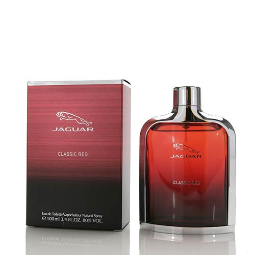 jaguar classic red 2013 men eau de toilette spray 100ml. Black Bedroom Furniture Sets. Home Design Ideas