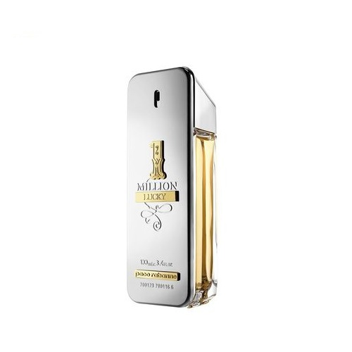 Paco Rabanne 1 Million Lucky Eau de Toilette Spray 100ml БО за мъже