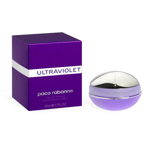 Paco Rabanne Ultraviolet 1999 Woman Eau de Parfum Spray 50ml