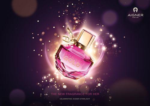 Etienne Aigner Starlight Gold Eau de Parfum Spray 100ml за жени - купи от Магазин за парфюми и козметика