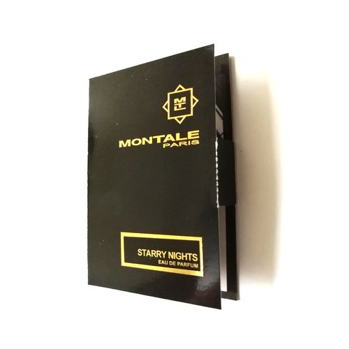 Montale Starry Night Eau de Parfum Sample Spray 2ml унисекс