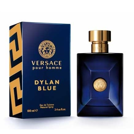 Versace Pour Homme Dylan Blue 2016 Men Eau de Toilette Spray 100ml